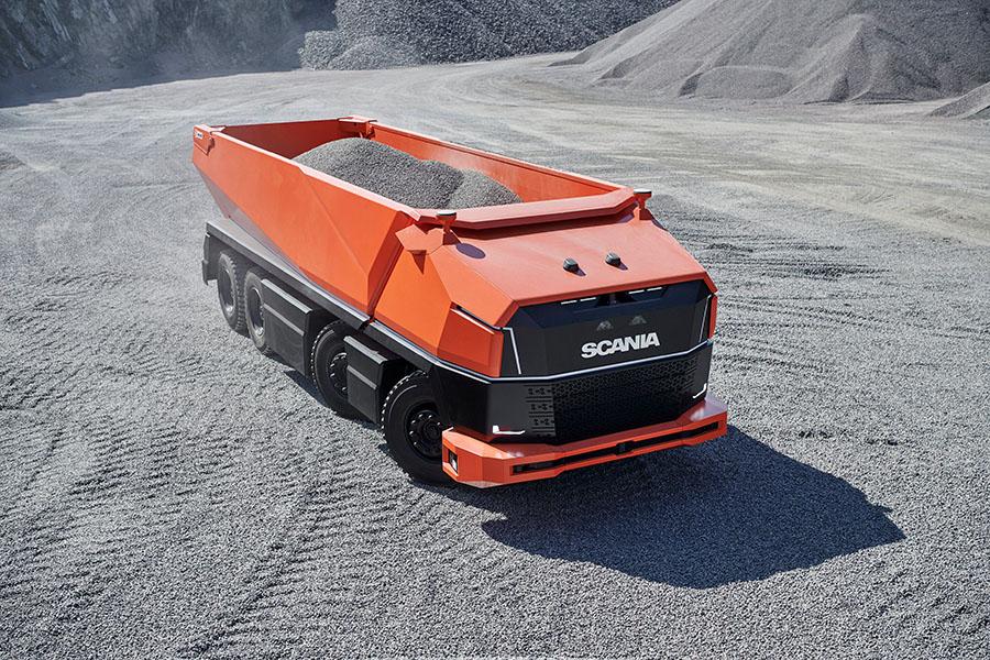 Scania lança primeiro caminhão totalmente autônomo sem cabine 6