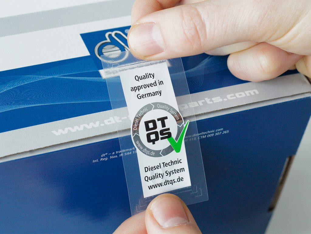 Controle de Qualidade Diesel Technic
