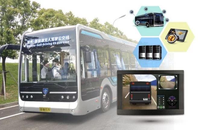 Ônibus autônomos: Curitiba testa primeiro uso no Brasil 1